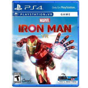 بازی iron man برای ps4