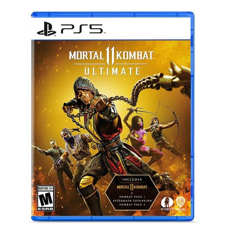 بازی MORTAL KOMBAT 11 ULTIMATE برای PS5