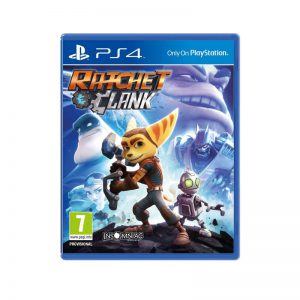 بازی ratchet and clank برای ps4