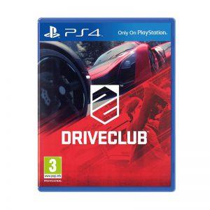 بازی driveclub برای ps4