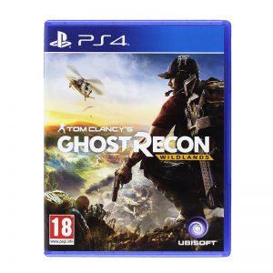 بازی Ghost Recon برای ps4