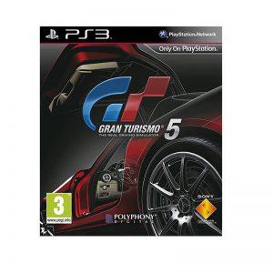 بازی Gran Turismo 5 برای ps3