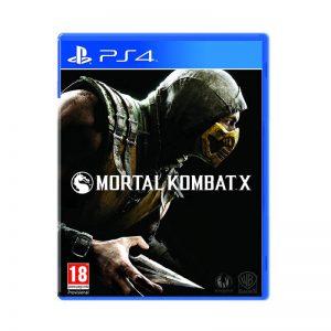بازی Mortal Kombat x برای ps4