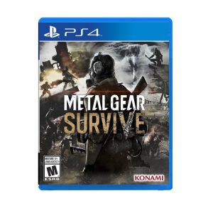 بازی Metal Gear Survive برای ps4