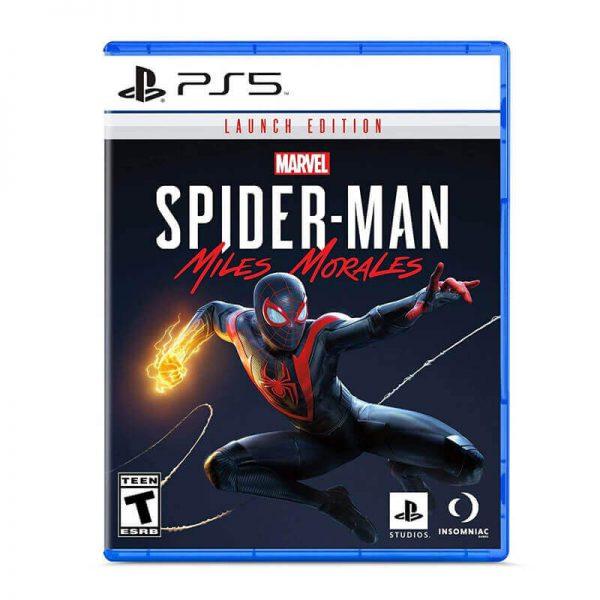 spider man miles morales برای ps5