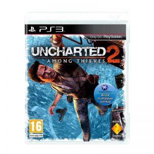 بازی Uncharted 2 Among Thieves برای ps3