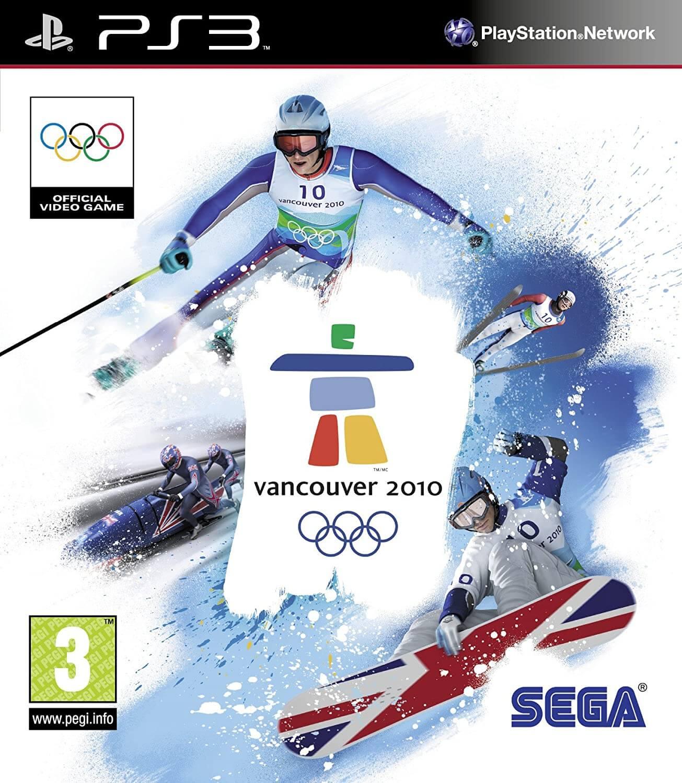 بازی Vancouver 2010 برای ps3