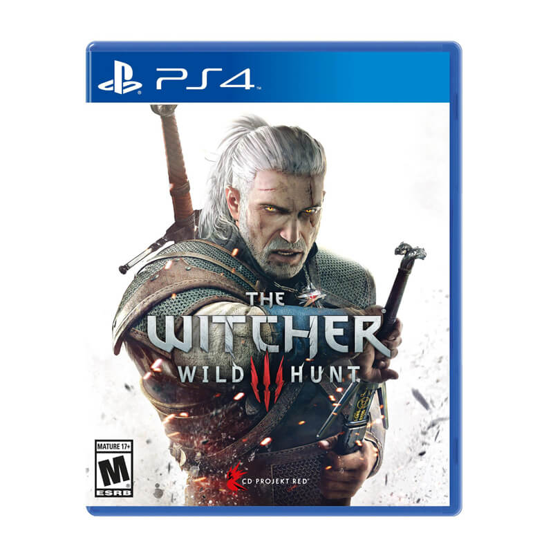 بازی The Witcher 3 برای ps4
