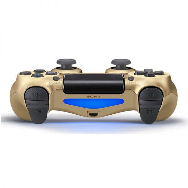 کنترلر PS4 طلایی