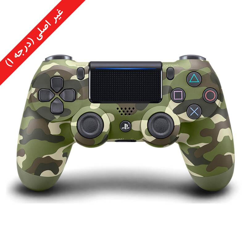 کنترلر (دسته) PS4 | غیر اصلی درجه 1 | ارتشی – آکبند