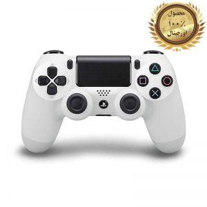 دسته اصلی PS4 سفید