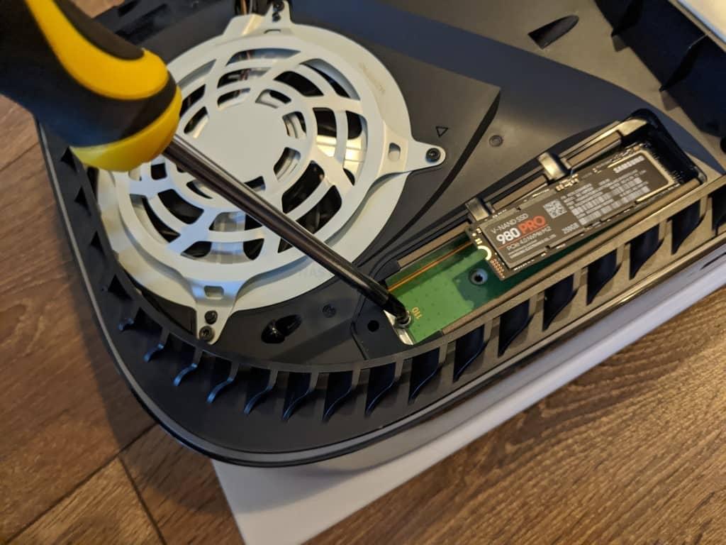 SSD پلی استیشن 5
