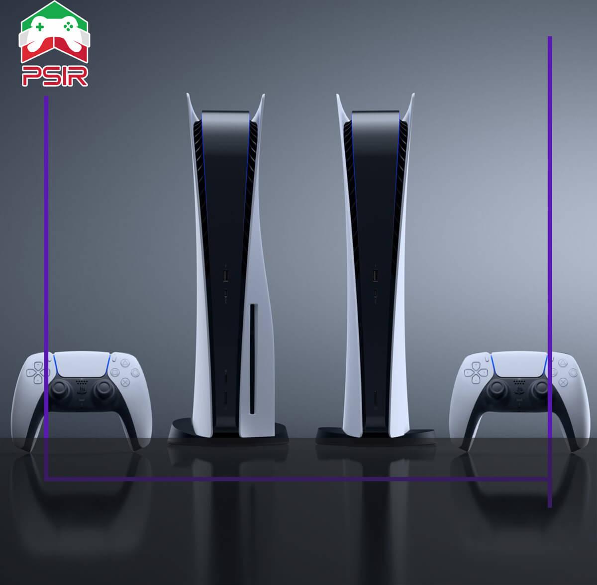 راهنمای خرید پلی استیشن 5 | PS5 standard (درایو دار) یا PS5 Digital Edition (دیجیتالی) کدام یک را بخریم ؟