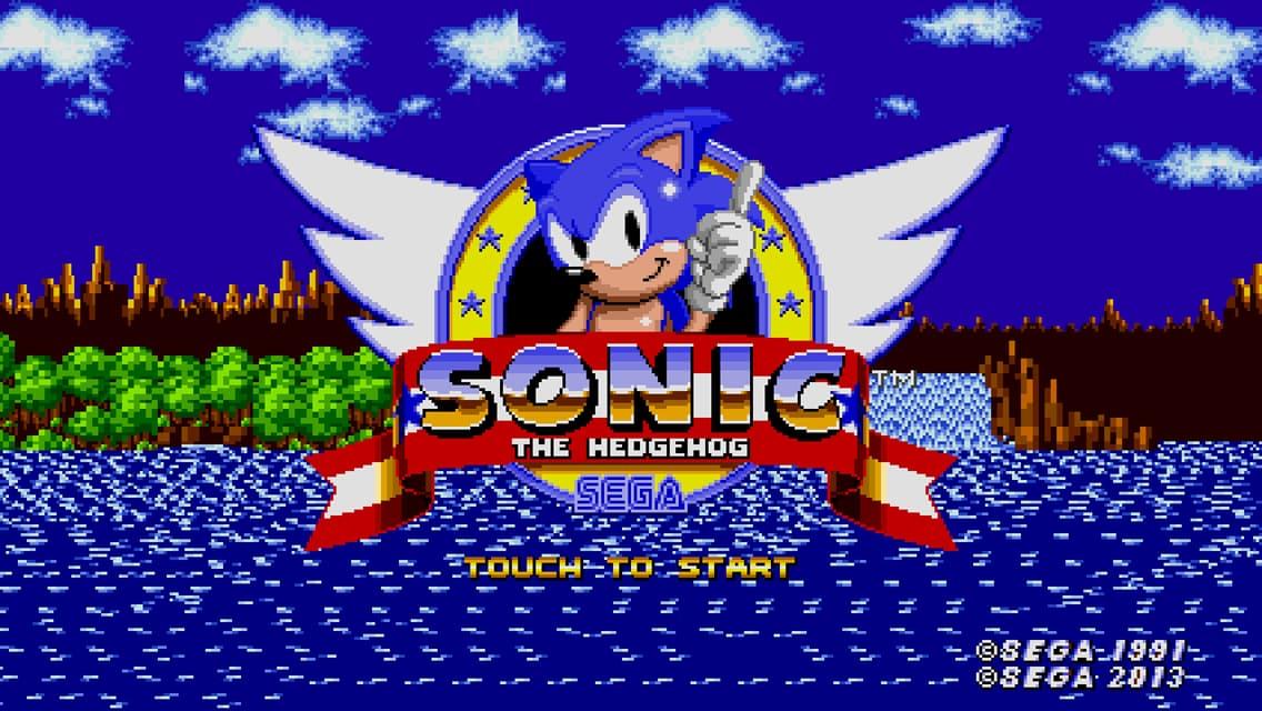 بازی Sonic