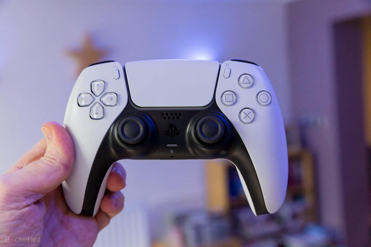 طراحی ظاهری کنترلر دوال سنس PS5