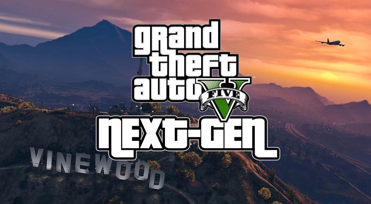 GTA V Next-Gen