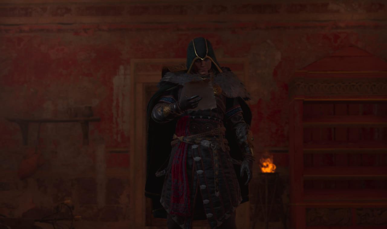 لباس قدیمی در بازی assassins creed