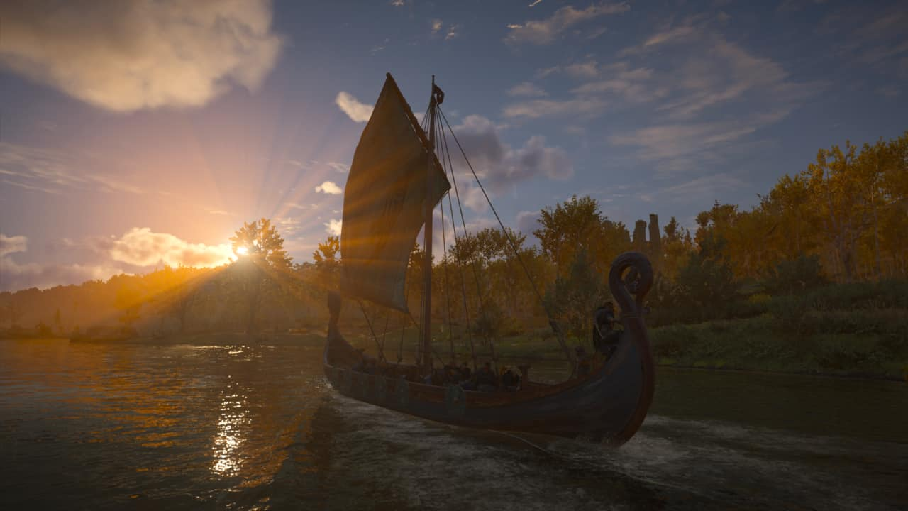 قایق در بازی اساسینز کرید