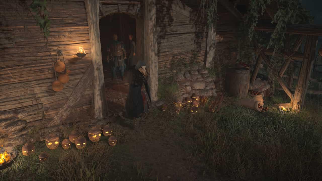محیط های بازی assassins