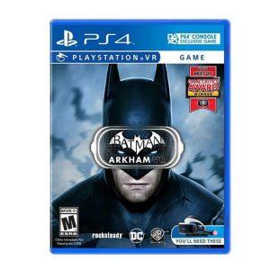 بازی BATMAN VR برای PS4-آکبند