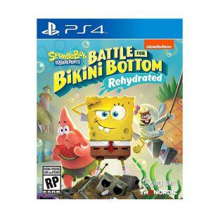 بازی Battle For Bikini Bottom برای PS4-آکبند