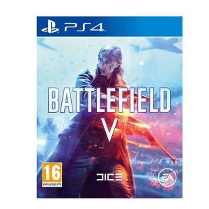 قیمت خرید بازی Battlefield V برای PS4-آکبند