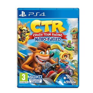بازی CTR برای PS4-آکبند