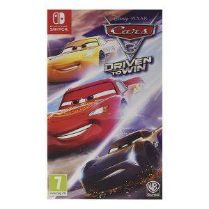 قیمت خرید بازی Cars3 برای نینتندو سوییچ-آکبند
