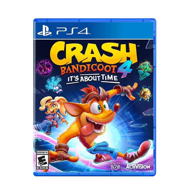 بازی Crash Bandicoot 4 برای PS4-آکبند