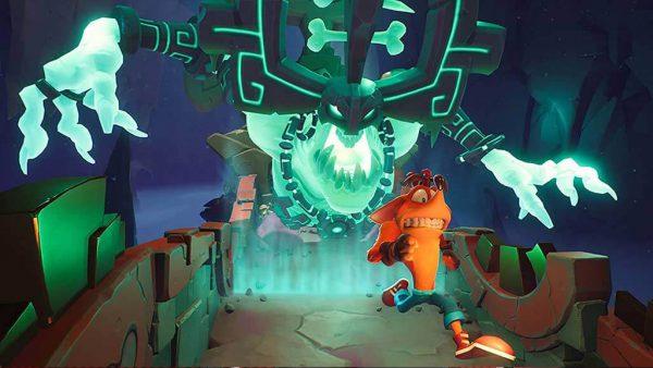 عکس بازی Crash Bandicoot 4 It's About Time برای PS4