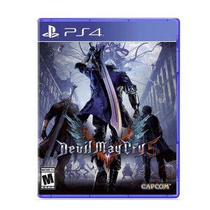 قیمت و خرید بازی Devil May Cry 5 برای PS4-آکبند