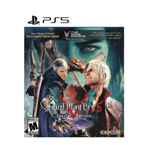 بازی Devil May Cry 5 برای PS5-آکبند