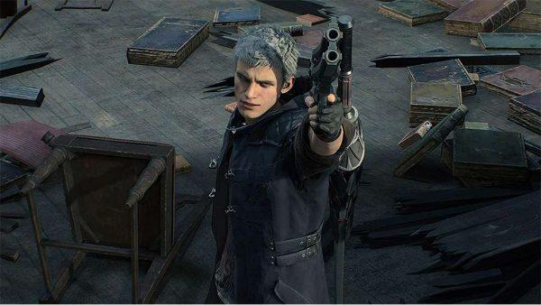 اسکرین شات بازی Devil May Cry 5 برای PS5