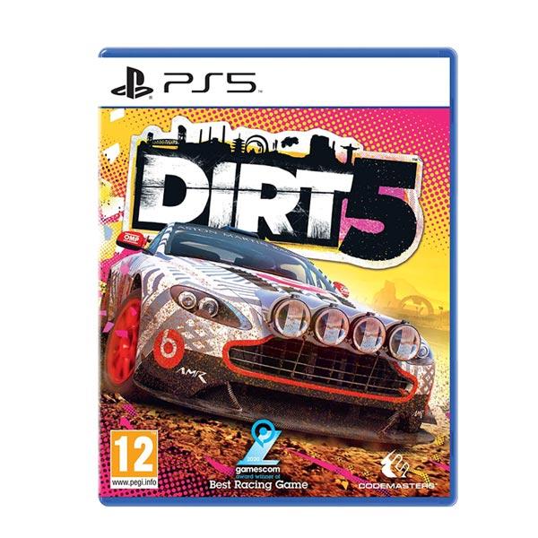 بازی Dirt5 برای PS5 – آکبند