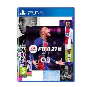 بازی FIFA 21 برای PS4-آکبند