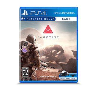 خرید بازی Farpoint VR برای PS4-آکبند