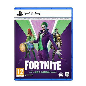 بازی Fortnite برای PS5-آکبند