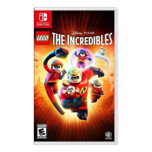 قیمت و خرید بازی Lego The Incredibles برای نینتندو سوییچ-آکبند
