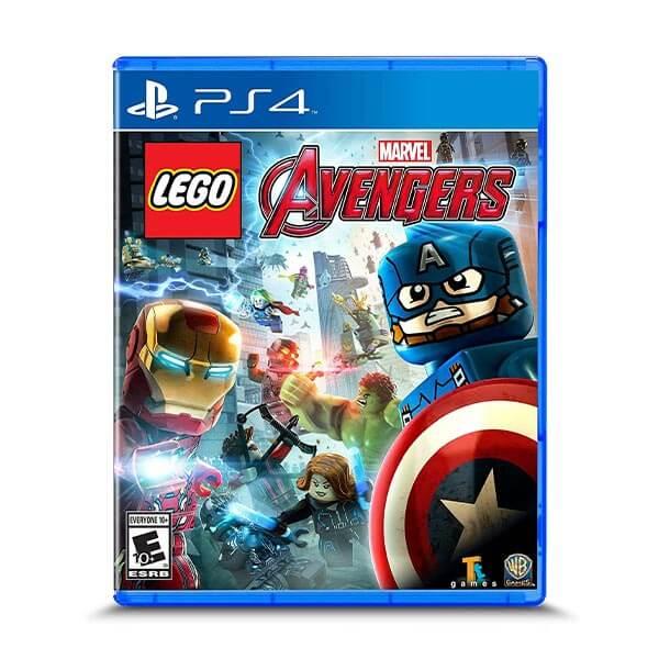 خرید بازی LEGO Marvel's Avengers برای PS4-آکبند