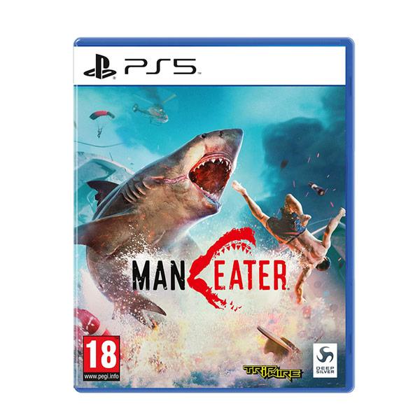 بازی Maneater برای PS5-آکبند