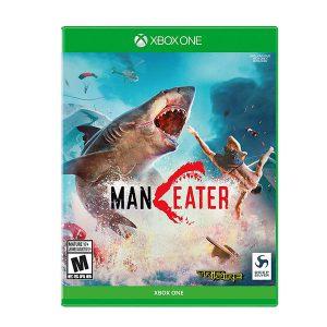 بازی Maneater برای XBOX ONE-آکبند