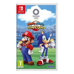 قیمت خرید بازی Mario & Sonic at The Olympic Games برای نینتندو سوییچ-آکبند