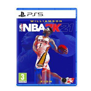 بازی NBA2K21 برای PS5-آکبند