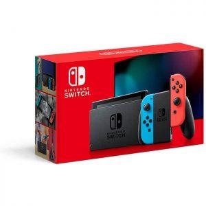 خرید اینترنتی Nintendo Switch with Neon Blue and Neon Red Joy‑Con