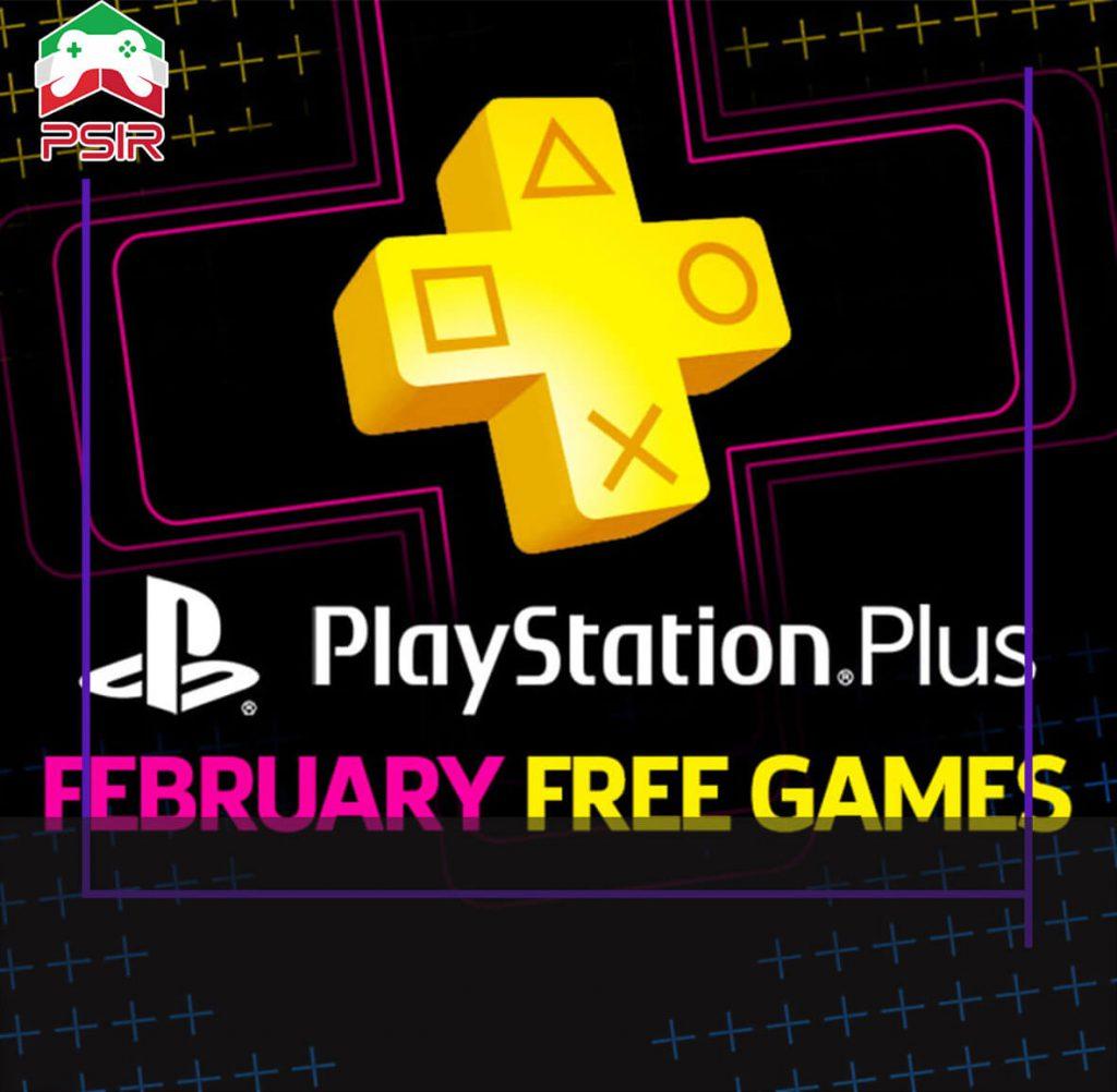 بازی های رایگان سرویس PS Plus برای ماه فوریه 2021