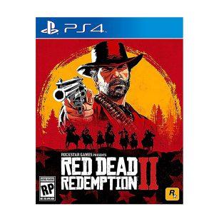 بازی RED DEAD 2 برای PS4-آکبند