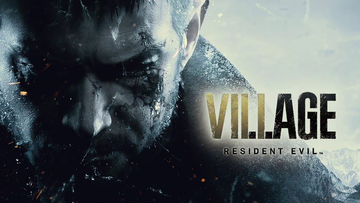 پوستر بازی Resident Evil village