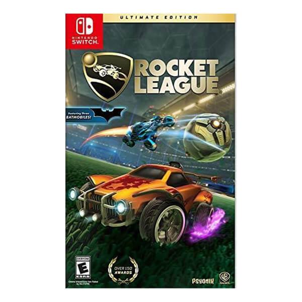 خرید بازی Rocket League Ultimate Edition برای نینتندو سوییچ-آکبند