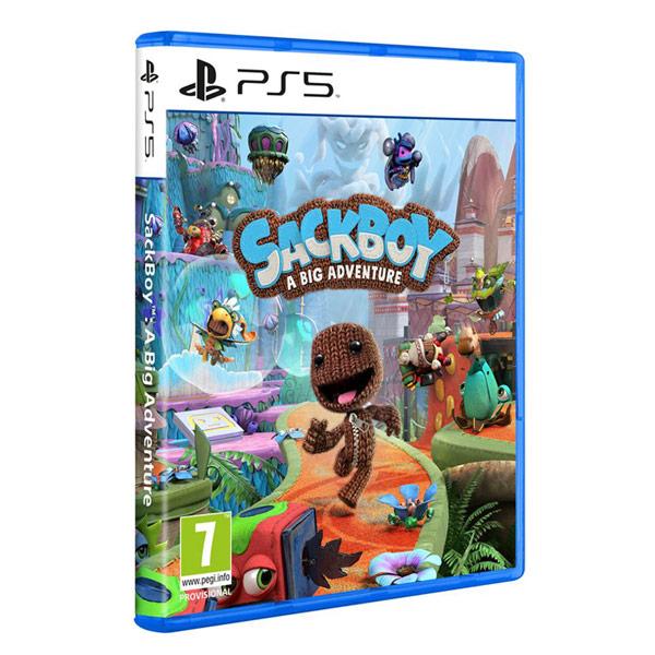 بازی SackBoy برای PS5-آکبند