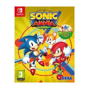 قیمت خرید بازی Sonic Mania برای نینتندو سوییچ-آکبند
